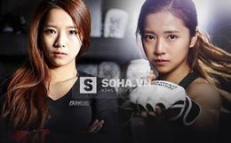 Nữ võ sĩ Hàn Quốc khiến đàn ông vừa sợ, vừa yêu