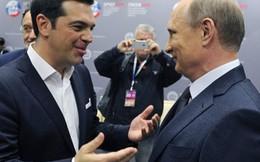 Mỹ ngồi trên đống lửa nếu Hy Lạp rơi vào tay Nga