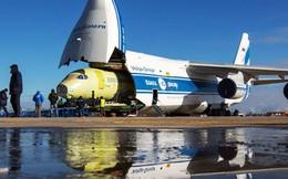"""An-124 """"Ruslan"""": Huyền thoại máy bay vận tải"""