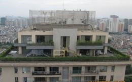 Chung cư Sky City Hà Nội bỗng dưng mọc thêm nhiều penthouse