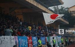 """Fan Nhật khiến CĐV U23 Việt Nam """"đỏ mặt"""" ngay tại sân nhà"""