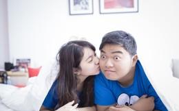 Bộ ảnh tình yêu tự chụp cực độc và dễ thương của cặp đôi 9x