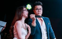 Đinh Mạnh Ninh được tỏ tình trên sân khấu