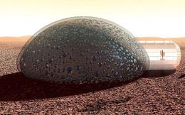 Con người sẽ xây nhà kiểu gì trên sao Hỏa?