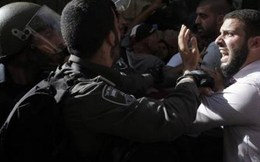 Israel cho phép cảnh sát bắn tỉa những người Palestine ở Jerusalem