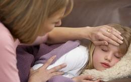 Cha mẹ cần xử lý thế nào khi trẻ em ốm trong thời tiết nắng nóng