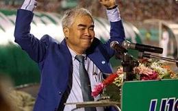 """VFF giải thích """"lạ"""" về sức khỏe của Chủ tịch Lê Hùng Dũng"""