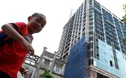 Ai để công trình cao ốc xây sai phép?