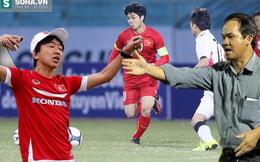 """Đội trưởng U23 Việt Nam: VFF """"đi đêm"""" với bầu Đức?"""