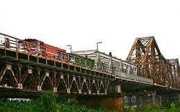 300 tỷ đồng khôi phục cầu Long Biên 112 năm tuổi