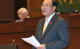 Bộ trưởng Phạm Vũ Luận lên tiếng về đề án tích hợp môn Lịch sử