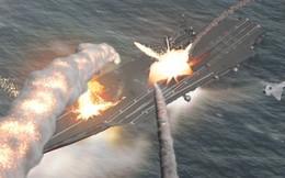 Tàu sân bay Mỹ chạy đâu cũng không thoát khỏi tên lửa TQ?