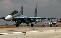 [Video] Hình ảnh ấn tượng chiến đấu cơ Nga cất, hạ cánh đánh IS
