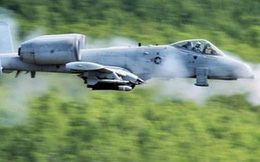 Cường kích Thần sấm A-10 của Mỹ hạ cánh khẩn ở Iraq