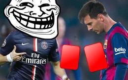 Nhận 5 thẻ đỏ, Barca bị xử thua 0-3?