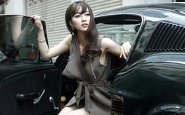 Street style lung linh của hot girl cover hit Sơn Tùng