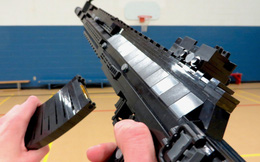 Tận mục cảnh trình diễn súng trường tấn công AK-12
