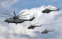 """Nga """"đá văng"""" Ukraine khỏi kế hoạch phát triển Mi-26T2"""
