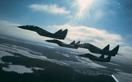 """""""Trận không chiến"""" giữa MiG-29 Triều Tiên và F-15 Hàn Quốc"""