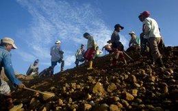 Lở đất tại mỏ ngọc bích ởMyanmar, 60 người chết