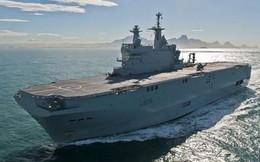 Trung Quốc có thể thuê tàu Mistral Ai Cập mua của Pháp