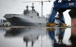 Nga để Pháp bán lại tàu Mistral cho Ai Cập và UAE