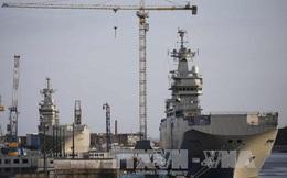 Thiết bị trên tàu Mistral trở về Nga