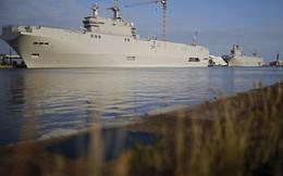 """Chính phủ Pháp """"nội chiến"""" vì vụ tàu Mistral"""