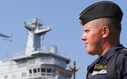 """Kẻ hưởng lợi """"giấu mặt"""" khi Ai Cập mua tàu Mistral"""