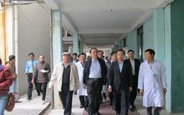 Trưởng Ban tổ chức Trung ương Tô Huy Rứa thăm ông Nguyễn Bá Thanh