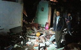 Hiện trường kinh hoàng vụ nổ làm sập 3 ngôi nhà ở Nam Định