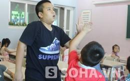 """Cận cảnh lớp học đặc biệt nhất VN của """"thần đồng"""" Đỗ Nhật Nam"""