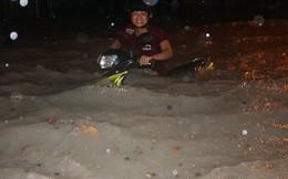 Những hình ảnh khủng khiếp trong đêm qua tại TP Biên Hòa