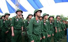 Thời hạn thực hiện nghĩa vụ quân sự là 24 tháng
