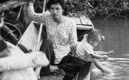 Chuyện ít biết về 2 em bé Việt chưa nói đã đi đóng phim