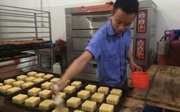 Tận thấy công nghệ sản xuất bánh Trung thu