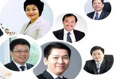 CEO ngân hàng nào được yêu thích nhất?