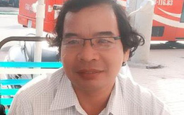 Cần Thơ: Một nhà báo tử nạn tại dốc cầu Quang Trung