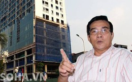 """Tướng Lương bất ngờ về tòa nhà gần Lăng Bác: """"Rất nguy hiểm"""""""