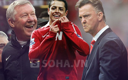"""""""Báu vật thất truyền"""" của Man United"""
