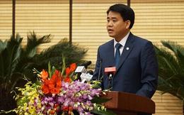 Tân Chủ tịch Hà Nội Nguyễn Đức Chung nói gì sau khi đắc cử?