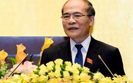Chủ tịch Quốc hội: Việt - Trung thảo luận rất kỹ vấn đề trên biển