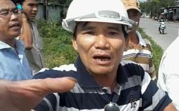 Dựng lại hiện trường vụ người của UDIC đánh phóng viên