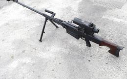 Khám phá súng bắn tỉa hạng nặng OSV-96