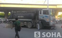 Hà Nội: Tai nạn kinh hoàng, nam thanh niên tử vong tại chỗ