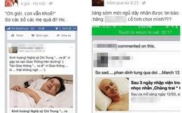 """Sơn Tùng M-TP, Chí Trung bị tung tin đồn nhảm đã """"qua đời"""""""