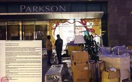 Vì sao Parkson phải đóng cửa đột ngột?