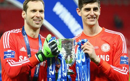 "Courtois: ""Cech có thể học hỏi từ tôi"""