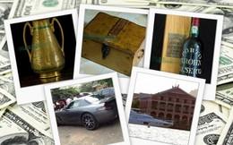 """Những món đồ """"đáng thèm khát"""" của gia đình nhà chồng Hà Tăng"""