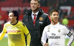 """Tại sao hàng loạt """"vệ binh"""" quay lưng với Man United?"""